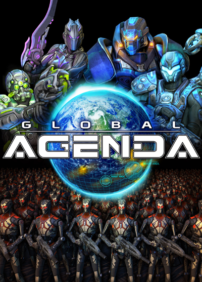 "Global Agenda - still one of my ""most played"" games."